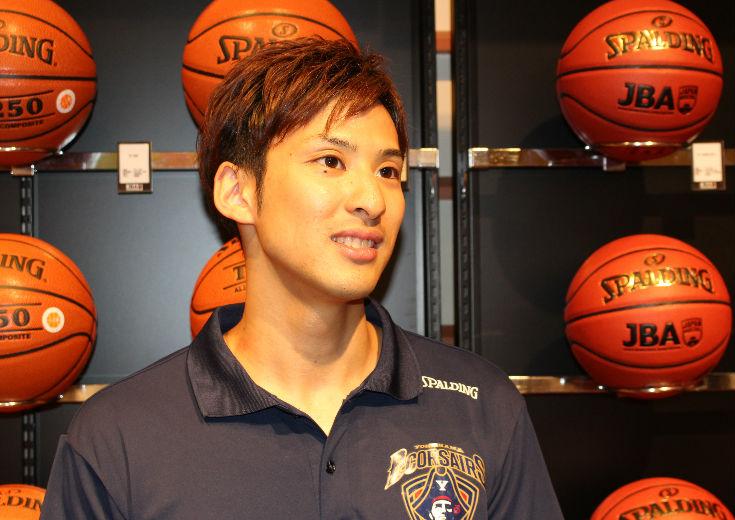海外修行でレベルアップ、細谷将司(横浜ビー・コルセアーズ)は「もう1年このメンバーでやったら行ける」と開幕を待つ