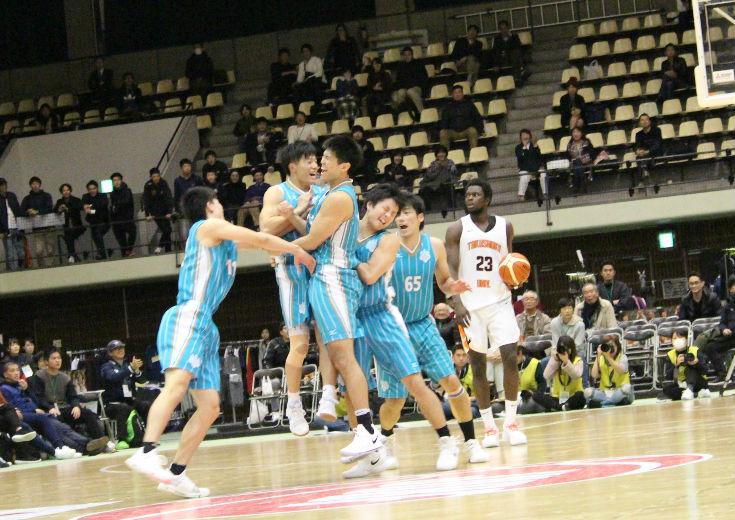 男子インカレ、4連覇を狙う筑波大学と初優勝を狙う大東文化大学が決勝で激突