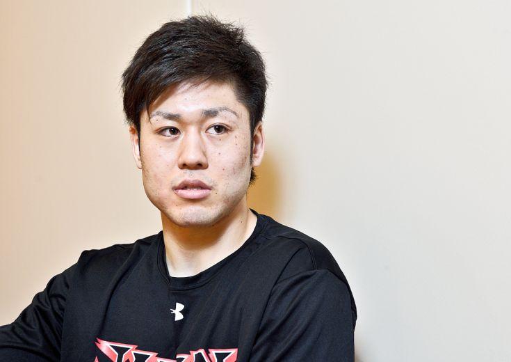 田口成浩が語るバスケ部時代vol.1「憧れの選手は……巨人の仁志敏久選手!」