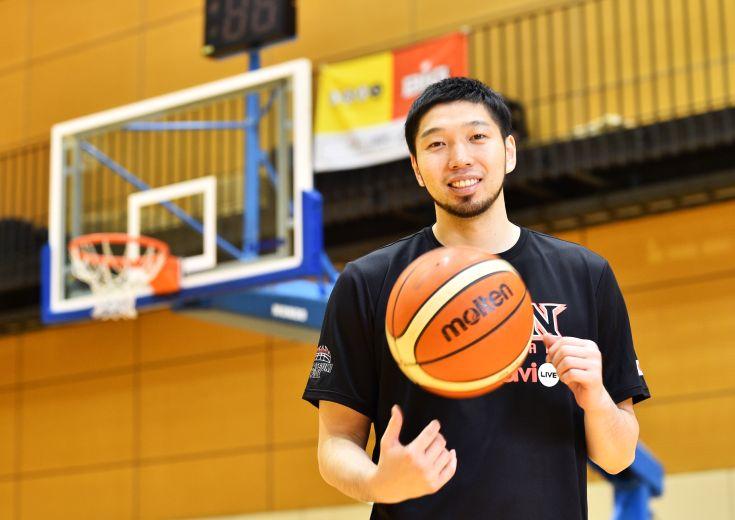 松井啓十郎が語るバスケ部時代vol.1「小学生でマイケル・ジョーダンと対決!」
