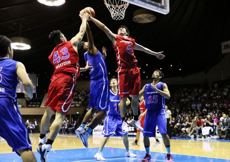 延長戦の末、Bリーグ選抜が九州選抜を倒す! チャリティーマッチは『本気の戦い』で熊本に元気を注入