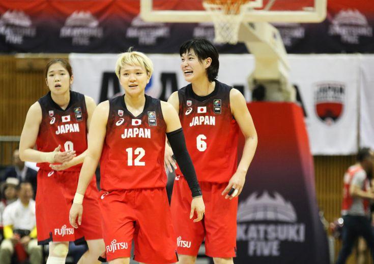 世界と戦う女子日本代表が6月に東京で、8月に新潟と群馬で、国際強化試合を開催