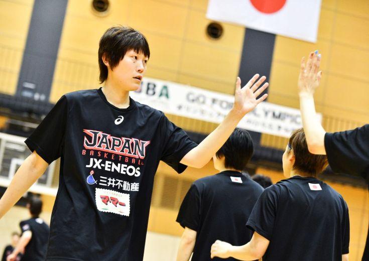 髙田真希、日本代表を支えるシックスマンの誇り