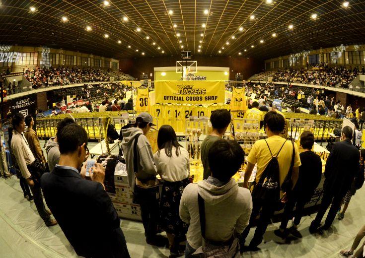 サンロッカーズ渋谷とともに、青山で欲張る『芸術の秋』『スポーツの秋』