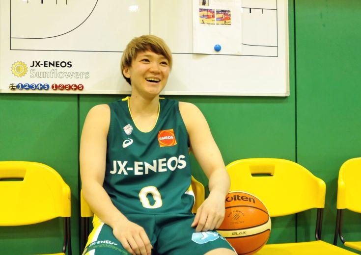 吉田亜沙美が語るバスケ部時代vol.5「オリンピックには『人を頑張らせる力』がある」