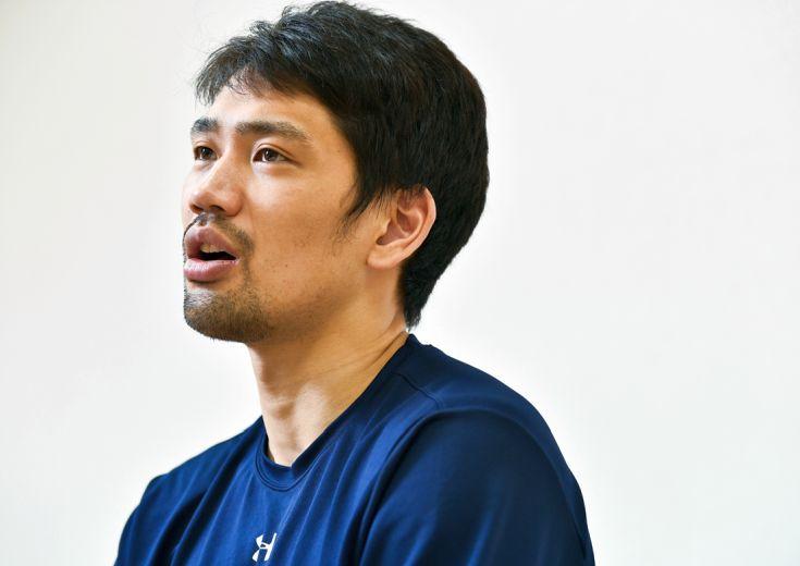 古川孝敏が語るバスケ部時代vol.2「厳しい中でも皆と過ごせたことが一番」