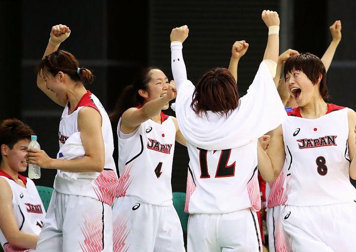 ブラジルに圧勝! 五輪で連勝スタートを切った女子バスケ日本代表選手の寸評