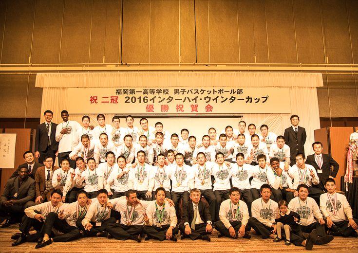 『2冠』のチームからの代替わり、新たな福岡第一が高校バスケットボールの頂点を目指して再始動