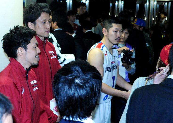 プロバスケ選手の競演、「がんばるばい熊本」チャリティーマッチは明日開催!
