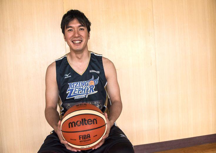 [CLOSE UP]山下泰弘(ライジングゼファーフクオカ)NBL優勝チームから3部の福岡へ、地元愛を貫いた『昇格物語』