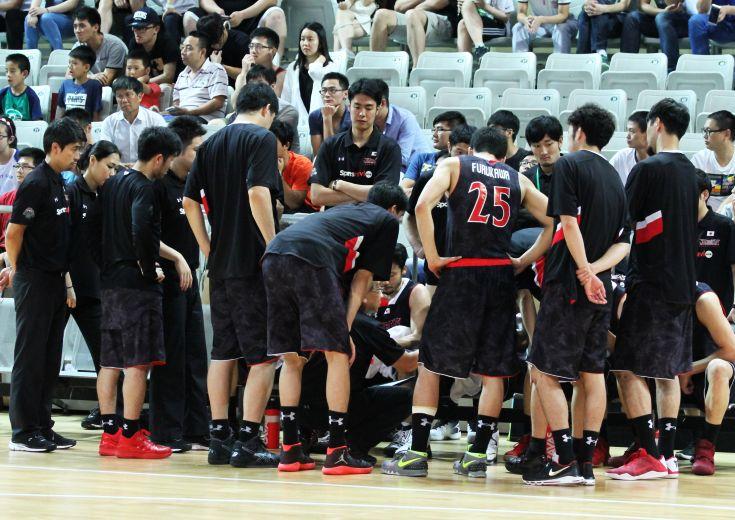 男子日本代表、個々の選手は奮闘するもチームのまとまりを欠きアメリカに逆転負け