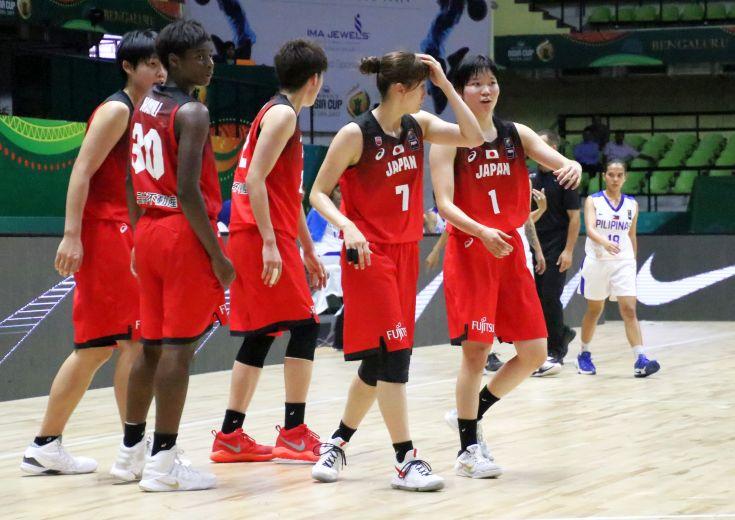アジアカップが開幕、3連覇を目指す日本代表は主力を温存しながらも攻守が機能、フィリピンに106-55と好スタートを切る