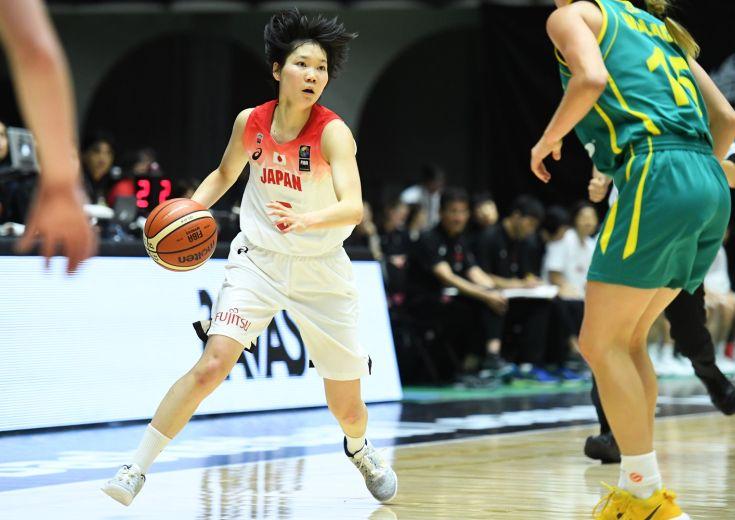 大会2日目を迎えた『バスケットボール女子 U24 4カ国対抗』、女子ユニバ日本代表はオーストラリアと接戦の末に敗れる