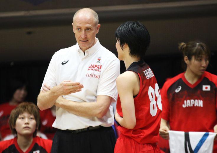 日本代表を率いるトム・ホーバスの野心「世界の最先端のバスケットをやりたい」