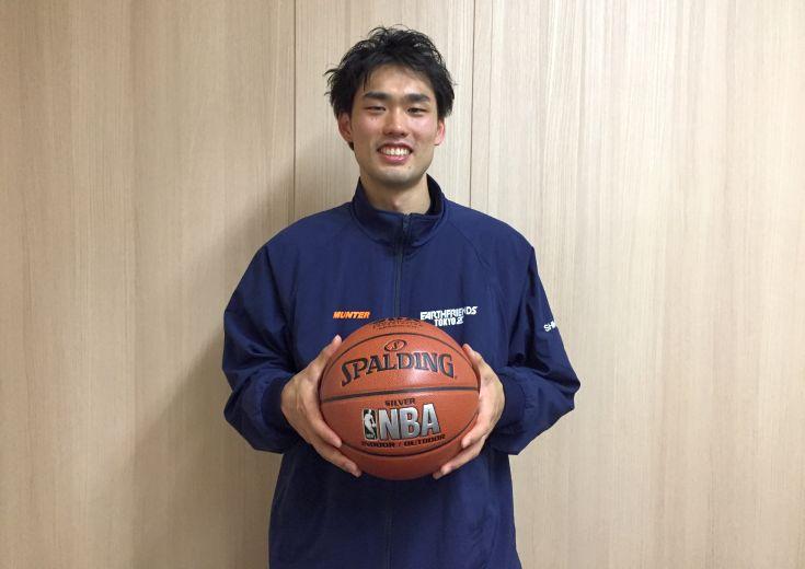 アースフレンズ東京Z、高山師門が語るNBAとBリーグ「NBA解説は緊張しましたが面白かった!」
