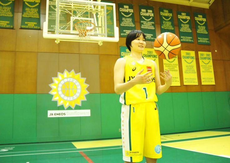 藤岡麻菜美が語るバスケ部時代vol.3「ちょっと頑張ったらクリアできる目標では、それなりの努力しかしない」