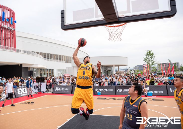 『3x3 PREMIER.EXE』 BREX.EXEがNortheast Conferenceを制す