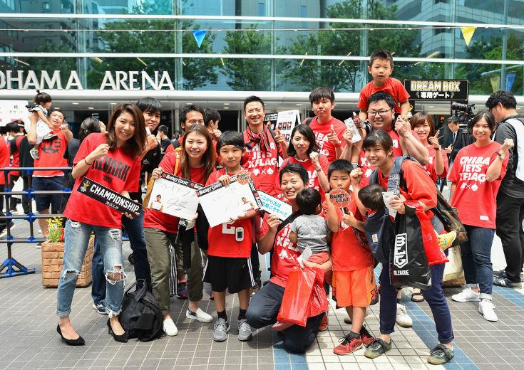 『楽しんだもの勝ち』のBリーグファイナル@横浜アリーナ、スナップショット集!