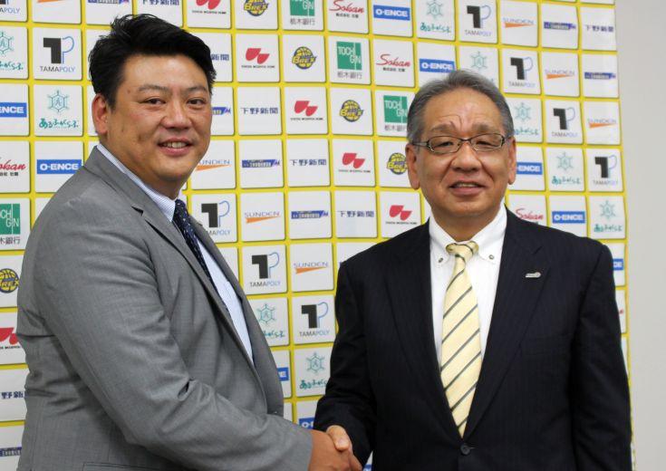 日本代表から栃木ブレックスへ、長谷川健志ヘッドコーチが就任会見「すべてにおいてアグレッシブに攻撃的に」