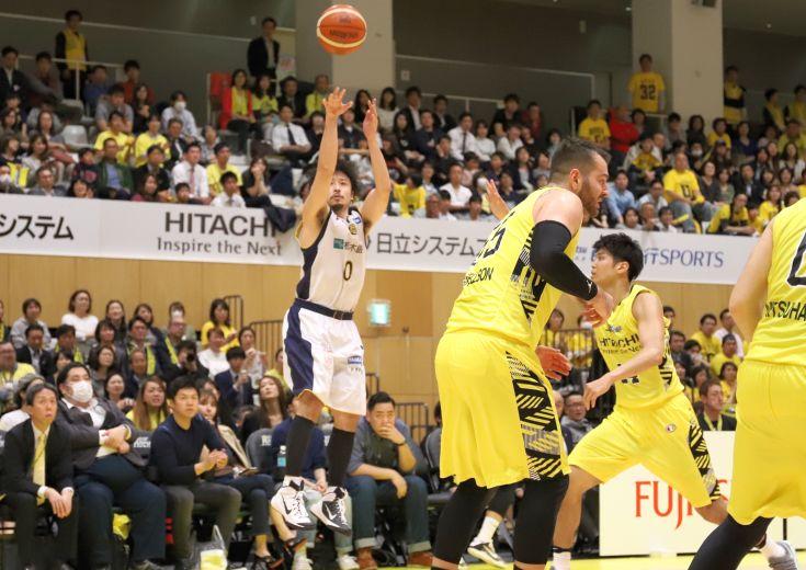 栃木ブレックス、チャンピオンシップ出場を争うSR渋谷を激しさで圧倒して快勝!