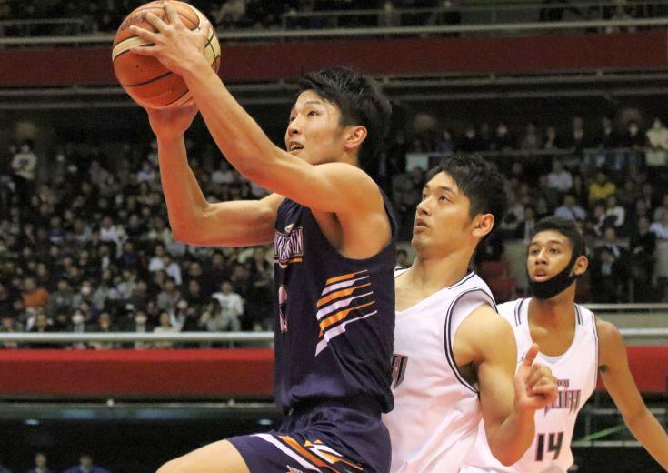 【ウインターカップ】「石川県のバスケを強くする」という夢に邁進した北陸学院の大倉颯太、敗れてもなお胸を張る