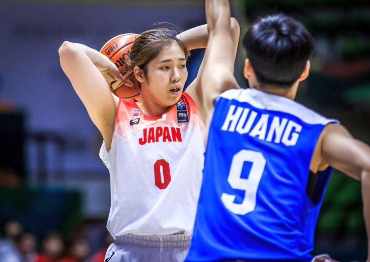 28得点でチャイニーズ・タイペイを粉砕した長岡萌映子「良いプレーをしている時は、良い意味で自分勝手になってる時」