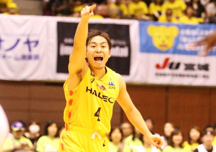 「B」の主役たち~志村雄彦(仙台89ERS) バスケ人生最大の試練に燃えたぎる『仙台のリーダー』