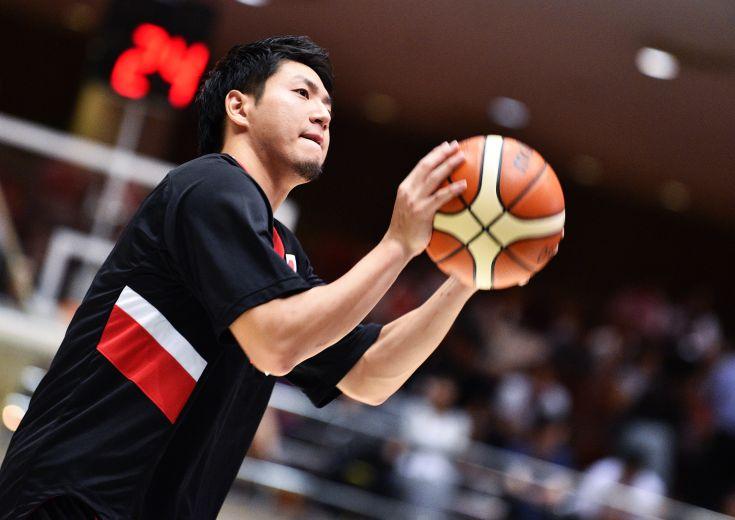 アジアに再チャレンジする日本代表のエース、比江島慎「戦えることを証明したい」