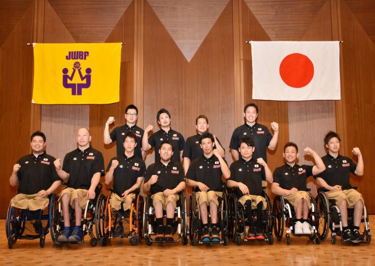 パラリンピック・リオ大会に挑む車椅子バスケットボール男子日本代表12名の選手紹介