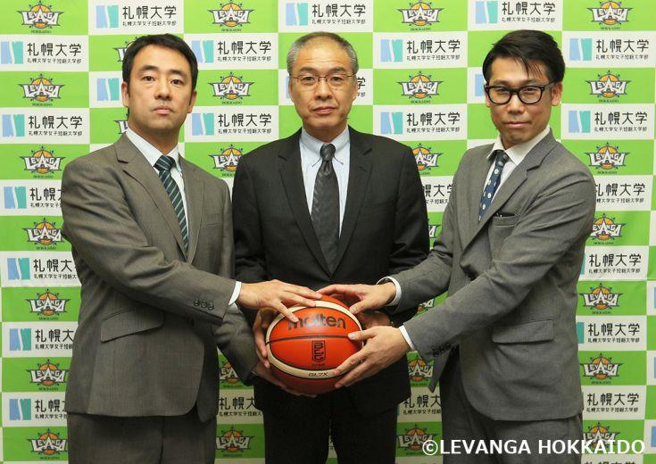 『強い日本代表』を作り上げた内海知秀がレバンガ北海道のアドバイザリーコーチに就任「可能な限りベンチにも入ります」