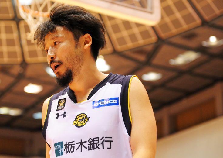 シーズンハイの15得点を挙げ、逆転勝利を呼び込んだ田臥勇太 「自分たちはやれる、やらなきゃいけないと信じている」