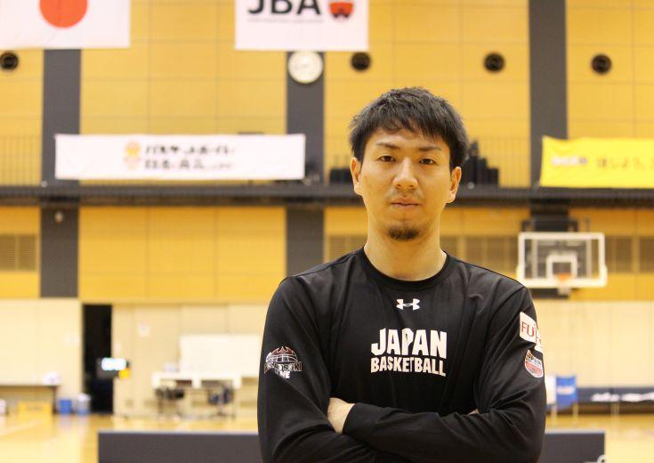 東アジア選手権は明日開幕! 日本代表に合流し気持ちを切り替えた比江島慎は、出だしから『比江島タイム』を宣言