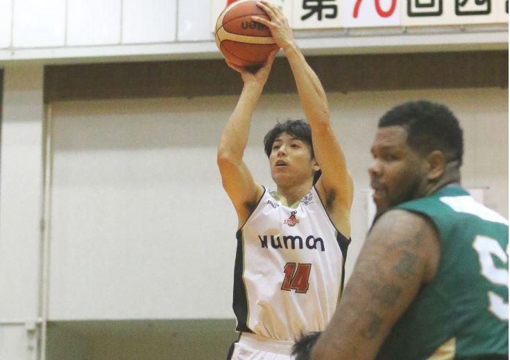 西宮の弱みを徹底的に突いた大阪エヴェッサ、100点ゲームで得点力不足解消の兆し