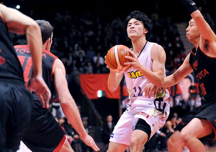 [CLOSE UP]西川貴之(レバンガ北海道)得点にこだわりチームを高みに導くエースの覚悟