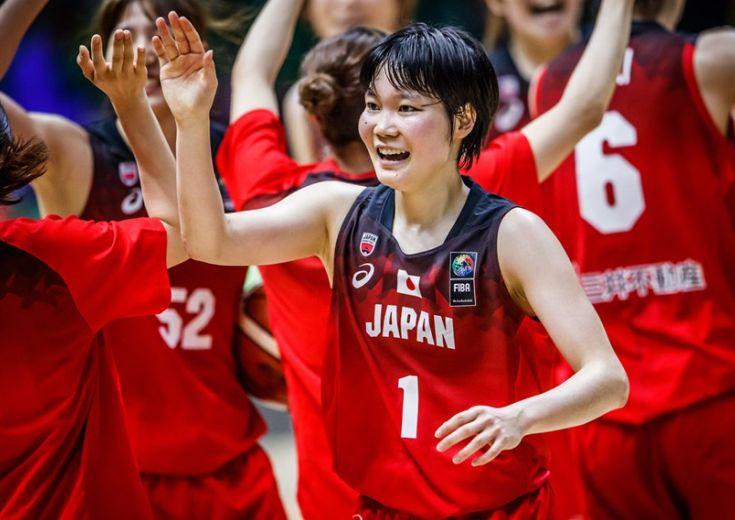 アジアカップで躍進する藤岡麻菜美が日本のキーマンに「日本のポイントガードは藤岡だっていうところを見せられるように」