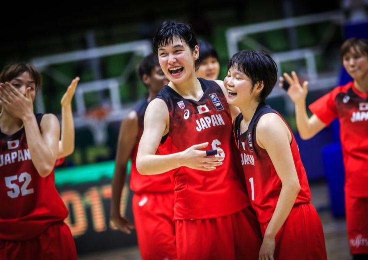 トリプル・ダブル級の藤岡麻菜美を筆頭にチーム一丸の日本代表、中国を逆転で下しアジアカップ3大会連続の決勝進出