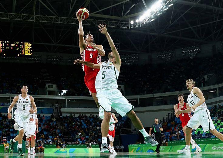 リオ五輪男子バスケ、大混戦のグループBを1位通過したのは伏兵クロアチア