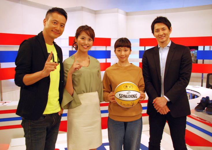 持田香織×岡田優介 NBAファイナル第2戦、WOWOWの生中継でゲストを務めた2人が語る「NBAの魅力」とは