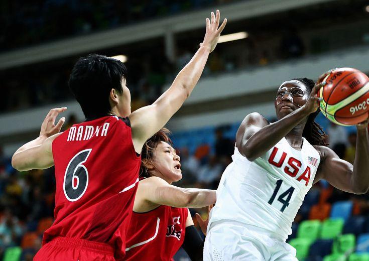 女子バスケ日本代表、王者アメリカに善戦するも終盤に足が止まり「メダルへの挑戦」が終わる