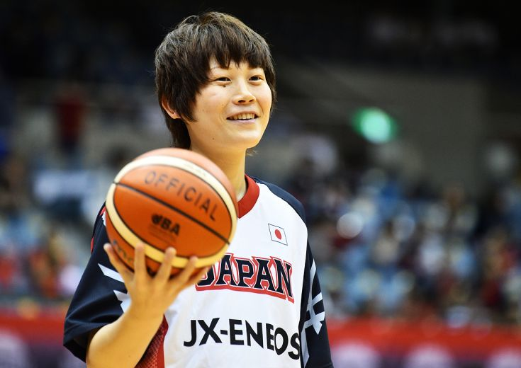 髙田真希が語るバスケ部時代vol.3「結果を出すためにプレーを高めていく」