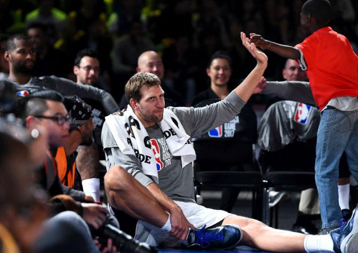 マーベリックス一筋のキャリアを送るダーク・ノビツキー「今のNBAは忠誠心よりお金と優勝」と現在のトレンドに言及
