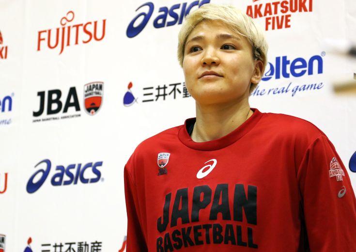 アジアカップを控え、合宿を重ねて着々と向上していく女子日本代表、吉田亜沙美は「日本のバスケットを見てもらいたい」