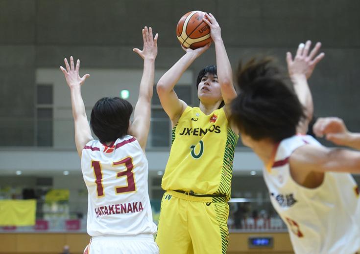 アジアで勝てている女子、Wリーグから考える『強化のための外国籍選手』の必要性