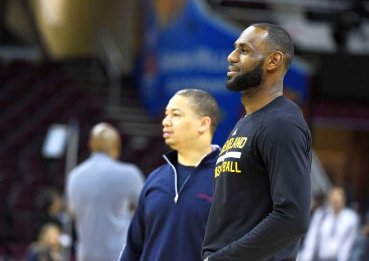 2つの完敗から立ち直れるかキャバリアーズ、指揮官は「自分たちのバスケットボールを変えるつもりはない」