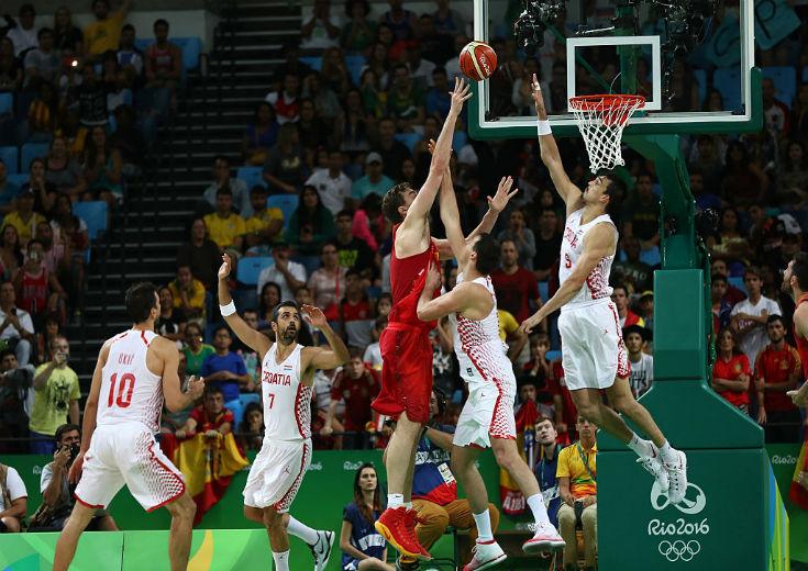 リオ五輪、クロアチアが欧州王者スペインを破る大アップセット!