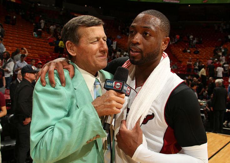 NBAに欠かせない存在だったクレイグ・セイガーの死から1年、そのインタビュー術