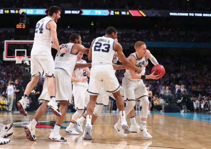 NCAAトーナメント決勝、攻守が噛み合いタフに戦うビラノバ大がミシガン大に快勝