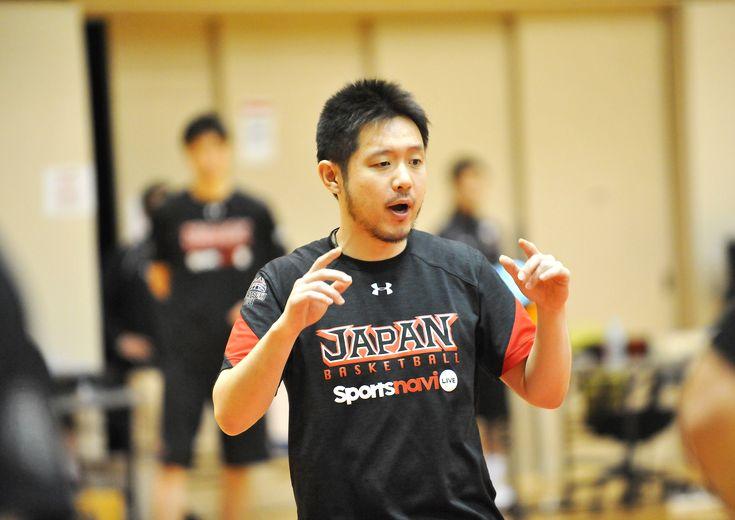 変わりゆく日本代表と変わらぬ『補佐役』佐々宜央に聞くvol.1「ルカさんが目指すバスケットは理解できている」