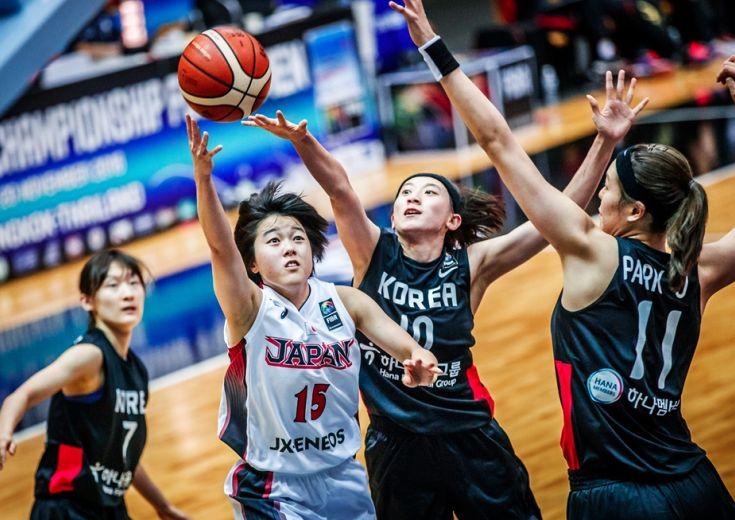 U-18アジア選手権を戦う女子日本代表が決勝トーナメント進出、『世界』への挑戦権確保まであと1勝