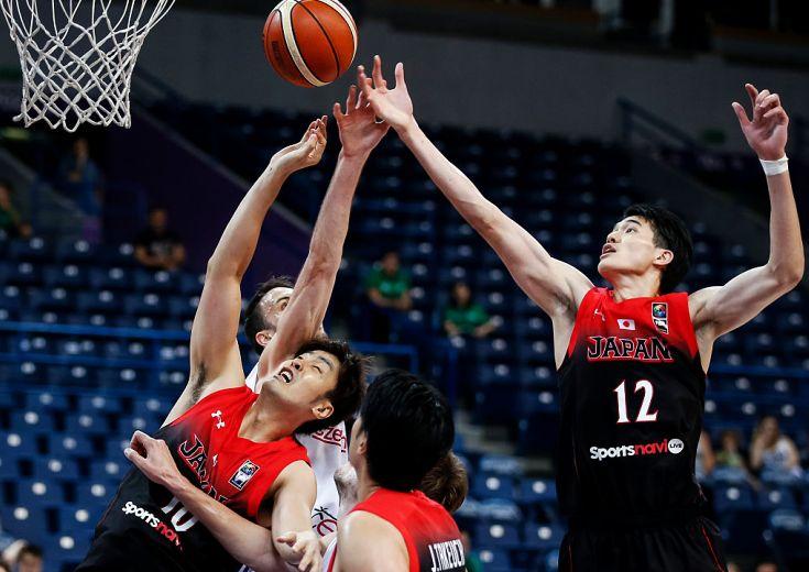 強豪チェコに善戦するも及ばず連敗の男子日本代表、リオ五輪出場の夢が断たれる